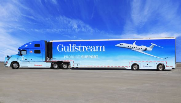 Gulfstream FAST trailer